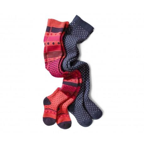 ست دوتایی جوراب شلواری دخترانه چیبو | Tchibo