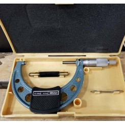 میکرومتر خارج سنج مدل 10-140-103 میتوتویو ژاپن | MITUTOYO