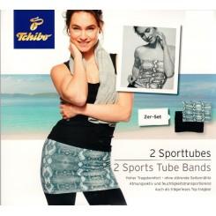 پک دو عددی باند چند منظوره ورزشی زنانه چیبو | Tchibo