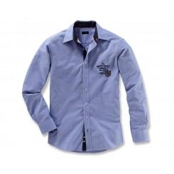 پیراهن طرح آکسفورد مردانه چیبو | Tchibo
