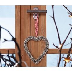 قلب آویز تزئینی چیبو | Tchibo