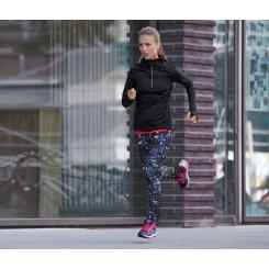 لگ جذب طرح دار ورزشی زنانه چیبو   Tchibo