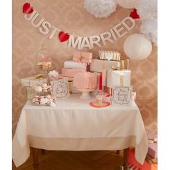 پک تزئینات جشن عروسی چیبو | Tchibo