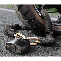 قفل و زنجیر موتورسیکلت چیبو | Tchibo
