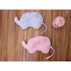 بالش شیردهی نوزادی طرح فیل