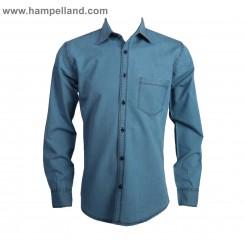 پیراهن جین سنگ شور مردانه گودوین | Goodwin