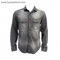 پیراهن جین آستین بلند مردانه جک ساوت | JACK SOUTH