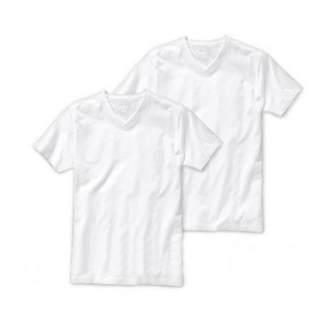 تیشرت آستین کوتاه یقه V مردانه چیبو | Tchibo