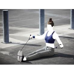 نیم تنه بدون درز ورزشی زنانه کریویت | Crivit
