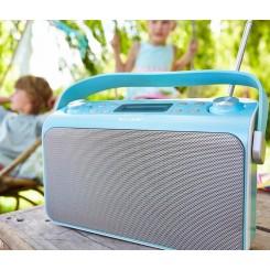 رادیو و اسپیکر دیجیتال بلوتوثی چیبو | Tchibo