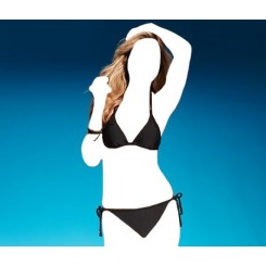 ست بیکینی اسفنجی چند منظوره محافظ UV زنانه چیبو | Tchibo