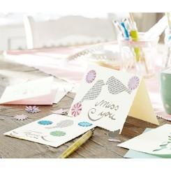 پک پاکت و کارت هدیه 60 تکه چیبو | Tchibo