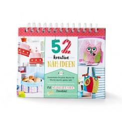 کتابچه 52 ایده نو مدل تقویم سالانه چیبو | Tchibo