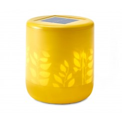 لامپ خورشیدی تزئینی طرح برگ چیبو | Tchibo