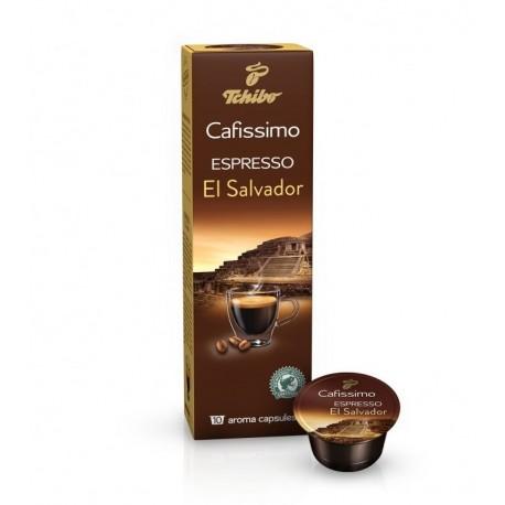 پک 10 عددی کپسول قهوه اسپرسو السالوادور چیبو   Tchibo