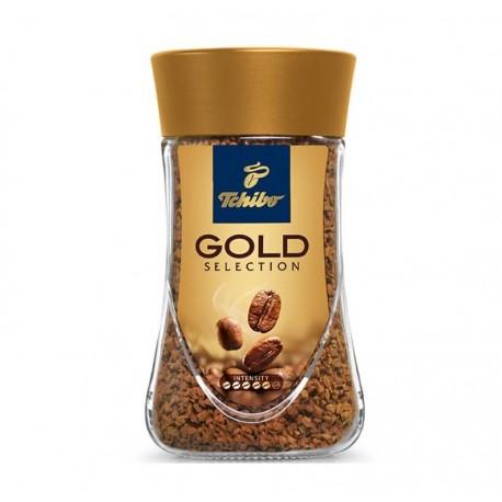 پودر قهوه فوری گلد سلکشن ریچ 50 گرمی چیبو | Tchibo