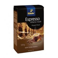دانه قهوه اسپرسو میلانو استایل 500 گرمی چیبو | Tchibo