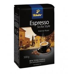 دانه قهوه اسپرسو سیسیلیا استایل 500 گرمی چیبو | Tchibo