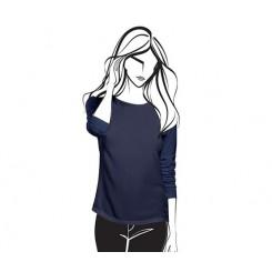 بلوز ابریشمی مدل هلن فیشر زنانه چیبو | Tchibo