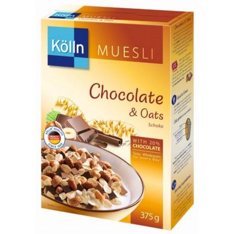 غلات صبحانه موسلی شکلات و جو دوسر کلن آلمان   Kolln