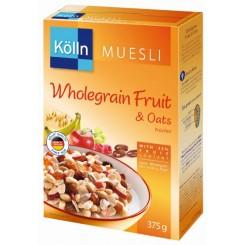 غلات صبحانه موسلی مخلوط میوه ها و جو دوسر کلن آلمان | Kolln
