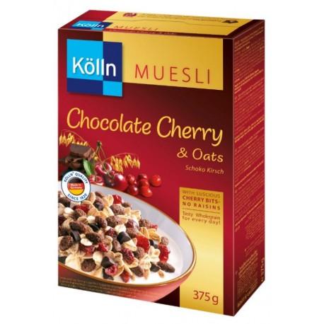 غلات صبحانه موسلی مخلوط شکلات, گیلاس و جو دوسر کلن آلمان   Kolln
