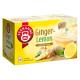 دمنوش زنجبیل و لیمو تی کانه آلمان | TEEKANNE