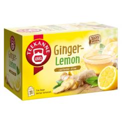 دمنوش لیمو و زنجبیل تی کانه آلمان | TEEKANNE