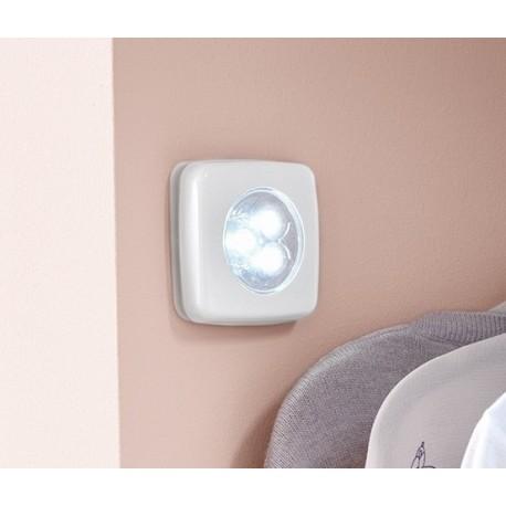 لامپ اضطراری فشاری LED چیبو   Tchibo