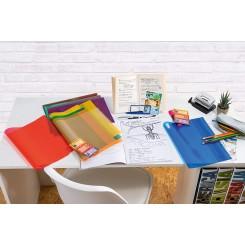بسته 15 عددی جلد آماده رنگی کتاب سایز A5 یونایتد آفیس | UNITED OFFICE