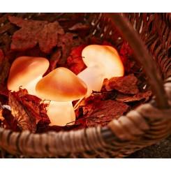 چراغ تزئینی LED طرح قارچ چیبو | Tchibo