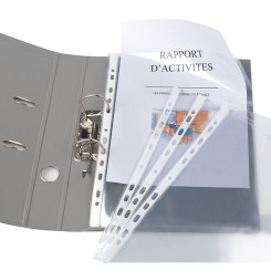 بسته 100 عددی کاور کاغذ سایز A4 البا | ELBA