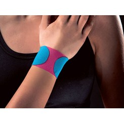 مجموعه 8 عددی چسب کینزیولوژی مچ دست و مفاصل زانو سنسی پلاست | Sensiplast