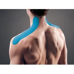 مجموعه 4 عددی چسب کینزیولوژی شانه ها و گردن سنسی پلاست | Sensiplast
