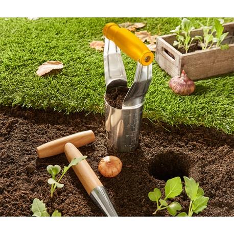 ست 2 عددی ابزار باغبانی کاشت انواع بذر و گیاه چیبو | Tchibo