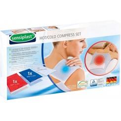 مجموعه 3 تکه پد سرمایشی گرمایشی ضد درد سنسی پلاست | Sensiplast