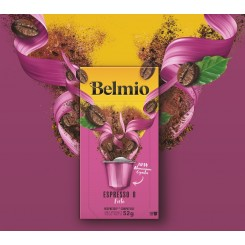 پک 10 عددی کپسول قهوه اسپرسو فورته بلمیو | Belmio