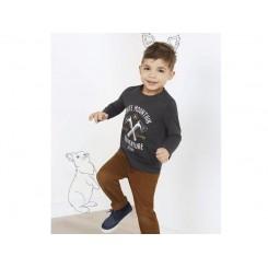 پک دوتایی تیشرت آستین بلند پسرانه لوپیلو | Lupilu