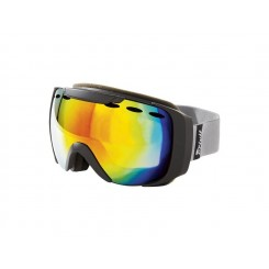عینک حرفه ای اسکی و اسنوبرد لنز سبز-نارنجی کریویت | Crivit