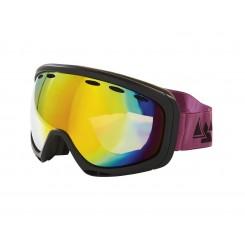 عینک حرفه ای اسکی و اسنوبرد لنز زرد-آبی کریویت | Crivit