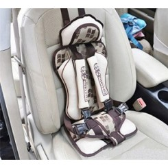 بوستر صندلی ابری ایمنی و محافظ کودک در خودرو کلیو | CLEO