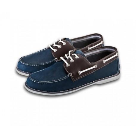 کفش کالج چرم طبیعی مردانه چیبو | Tchibo