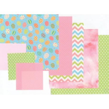 مجموعه 170 برگ کاغذ رنگی اوریگامی کرلاندو | CRELANDO