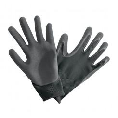دستکش باغبانی خاکستری فلورابست | florabest