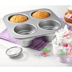 قالب 4 عددی مینی کیک (مافین) چیبو | Tchibo