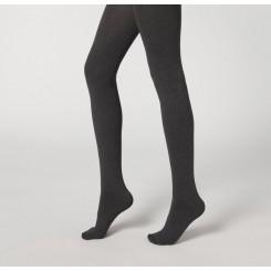 جوراب شلواری خاکستری نوردای | nurdie