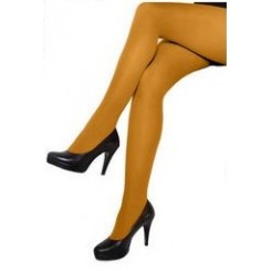 جوراب شلواری خردلی رنگ نوردای | nurdie