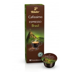پک 10 عددی کپسول قهوه اسپرسو برزیل چیبو | Tchibo