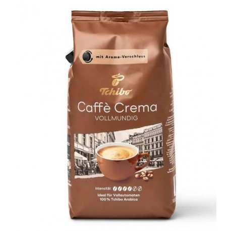 دانه قهوه کافی کرم ولموندیگ 1000 گرمی چیبو | Tchibo