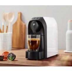 دستگاه قهوه ساز کپسولی چندکاره مدل کافیسیمو ایزی رنگ سفید چیبو | Tchibo